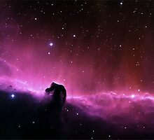 Horsehead Nebula by luckylucy