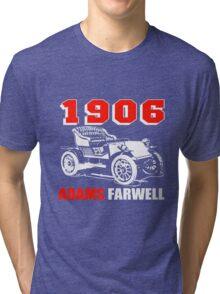 1906-ADAMS FARWELL Tri-blend T-Shirt