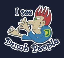 Dumb t-shirts by valizi