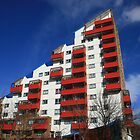 Tom Collins House Byker by Micky McGuinness
