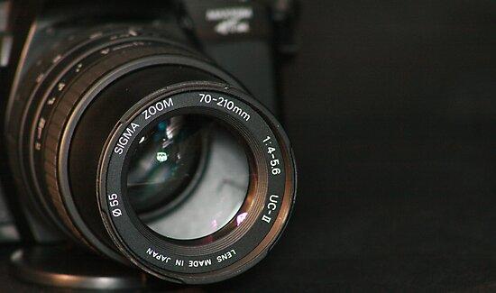 Sigma Zoom by Charles Adams
