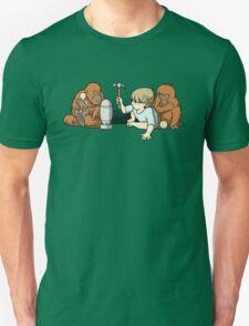 Evol-ution Unisex T-Shirt