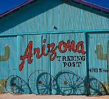 Arizona Trading Post by Gleb Zverinskiy