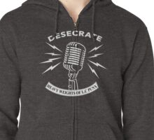 Desecrate - Heavy Wieghts Of L.C PUNX 2 Zipped Hoodie