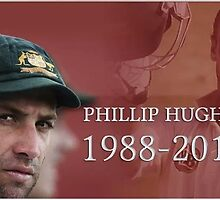 Phillip Hughes rememberance by Stgidragons