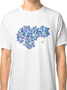 Hover Fly Chrysanths Classic T-Shirt