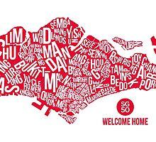 Welcome Home by hannibalchau