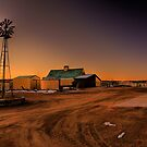 Ranch Colorado by Melinda Kerr