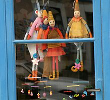 The toy shop by intheflesh