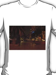 Melbourne at Night 03 T-Shirt
