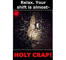 Freddy Fazbear - Relax Photographic Print