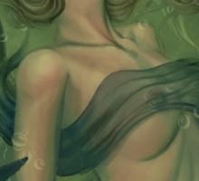 Birth of a Siren Sticker