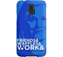 Knope And Samsung Galaxy Case/Skin