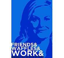 Knope And Photographic Print