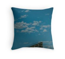 Invasion 02 Throw Pillow