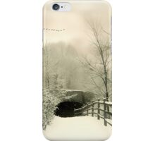 Underhill Crossing iPhone Case/Skin