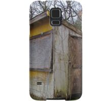 Yellow shack Samsung Galaxy Case/Skin