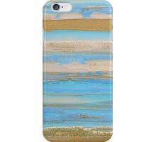 Sur la plage de Castoul Belle-Ile-en-Mer iPhone Case/Skin