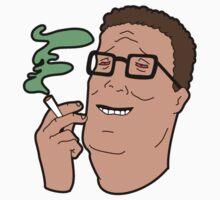 "Hank Hill in ""Marijuana and Marijuana Accessories"" by HighlyAnimated"