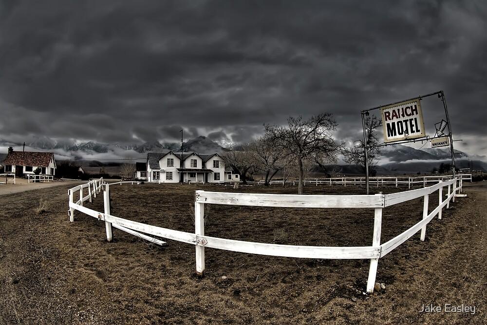 Ranch Motel by Jake Easley
