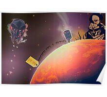 MF DOOM - Planet DOOM Poster