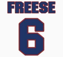 National baseball player David Freese jersey 6 by imsport