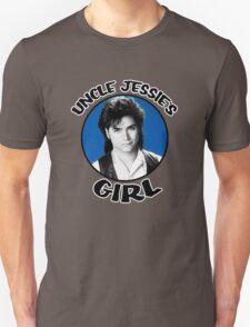 Uncle Jessie's Girl - Blue Unisex T-Shirt