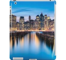 The Blue Hour iPad Case/Skin
