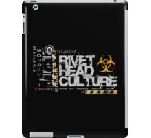 Rivet Head Culture iPad Case/Skin