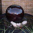 Hippos fountain by oiseau
