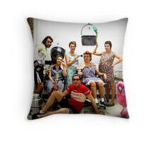 With love from Belgium Throw Pillow