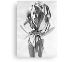 Paula in Hawaii Metal Print