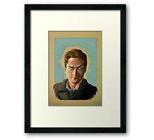Professor X Framed Print