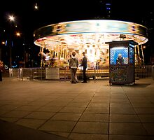 Merry Go Round by Alistair Wilson