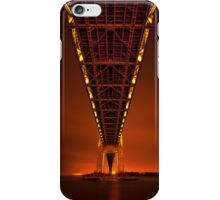 Run Through The Night iPhone Case/Skin