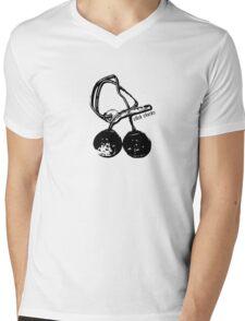 Click Clacks Mens V-Neck T-Shirt