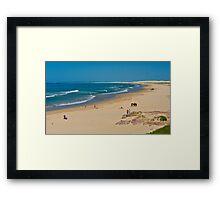 Anna Bay  Framed Print
