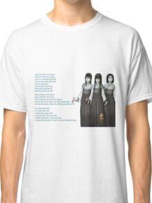 Sleeping Priestess Classic T-Shirt