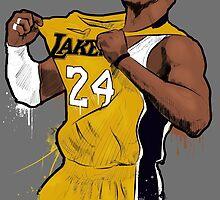 Kobe Bryant by Jmaldonado781