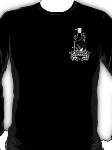 FLOAT OR DROWN CREST PRINT T-Shirt