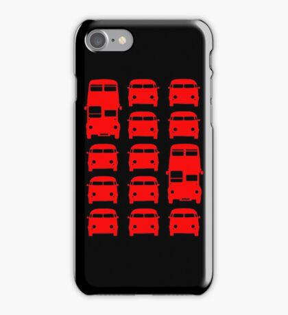 TRANSPORTATION iPhone Case/Skin