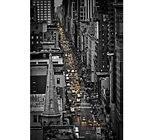 Electric Avenue Photographic Print