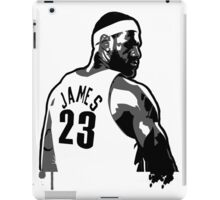 King James (Color Modifiable)  iPad Case/Skin