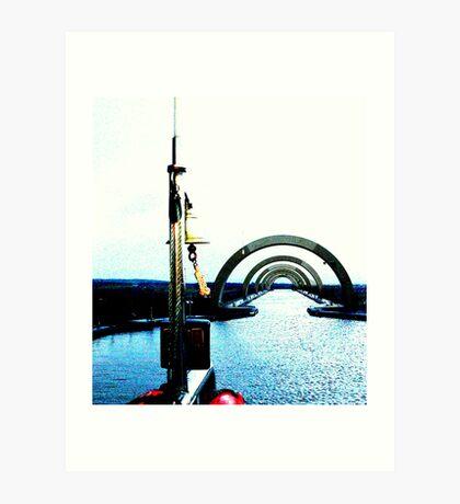 Ships Bell Art Print