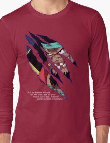 Blackbeard a.k.a. Marshall d Teach Long Sleeve T-Shirt