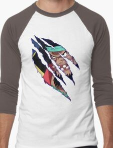Blackbeard a.k.a. Marshall d Teach Men's Baseball ¾ T-Shirt