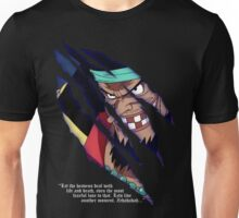 Blackbeard a.k.a. Marshall d Teach Unisex T-Shirt