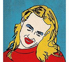 Miranda Sings Warhol 1 Photographic Print