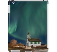 The Spirit Of Iceland iPad Case/Skin