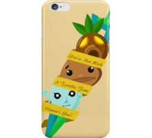 The Legend of Zelda (You've Met With a Terrible Fate Haven't You?) iPhone Case/Skin